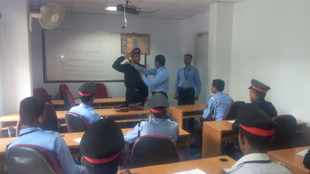 class room training